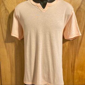 INC International Concepts Peach Essential T-shirt